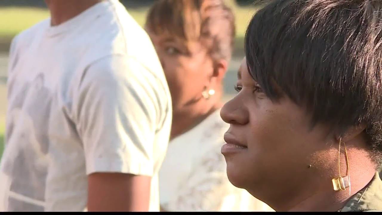 Rally held in Clayton to end racial profiling