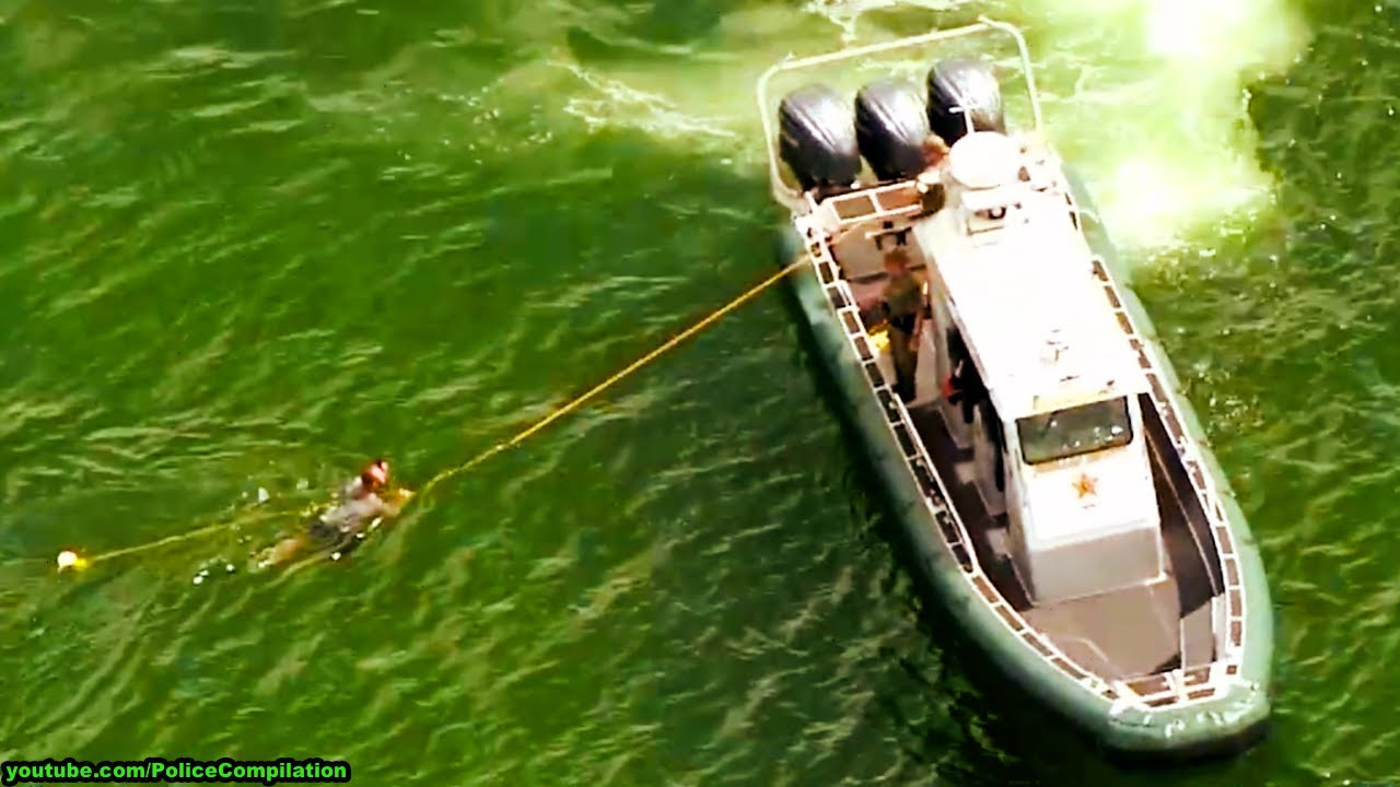 Police rescue subject from water in Pinellas County | September 15, 2021