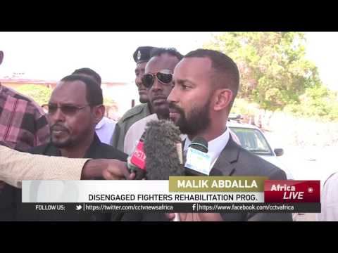 Construction of another rehab centre kicks off in Somalia