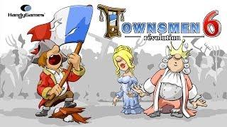 Townsmen 6 - Official Gameplay Trailer