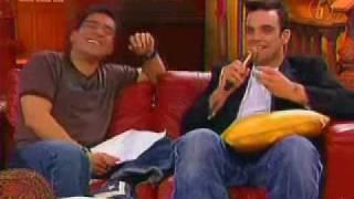 Robbie Williams Omar Chaparro (parte2-2)