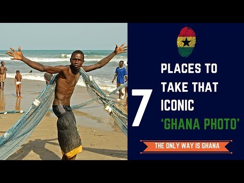 7 Places To Take An Iconic 'Ghana' Photo!