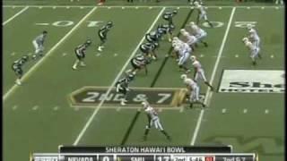 Hawaii Bowl Champs!! - Game Highlights