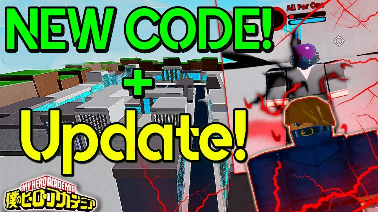 Boku No Roblox Quirk Codes | Free Roblox You Can Play Online