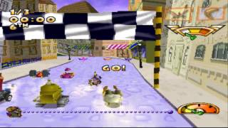 Wacky Races: Championship 1/5 - (PS1)