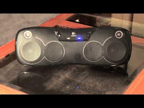 21f05e18126 Logitech Wireless Boombox - YouTube