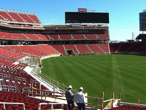 Levi's new stadium: Brand launches $1.2 billion sports arena