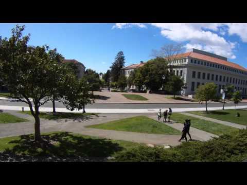 Berkeley Campus Strand prt1
