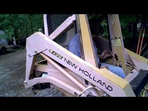 I Got A Skid Steer For New Holland L425
