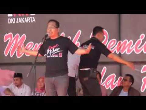 Rapat Akbar Forum RT- RW DKI JAKARTA