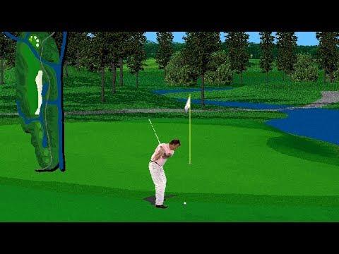 PGA Tour Golf 486 [1994/MS-DOS/DE]