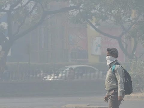Public health emergency declared in Delhi as air quality worsens. All schools closed till November 5