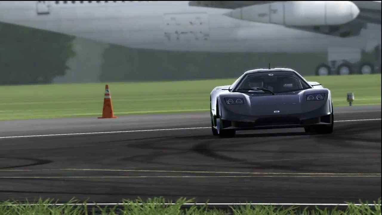 Joss Top Gear Track Youtube