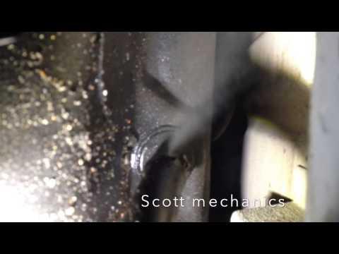 mechanic smoke machine