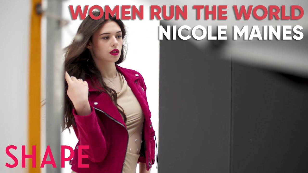 Nicole Maines Is Paving the Way for the Next Generation of LGBTQ Youth | Women Run The World | SHAPE