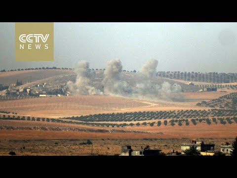 Turkey's first US-backed incursion into Syria