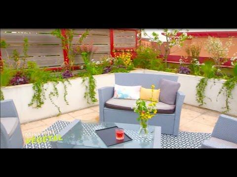 Comment aménager une terrasse en toute simplicité ? - YouTube