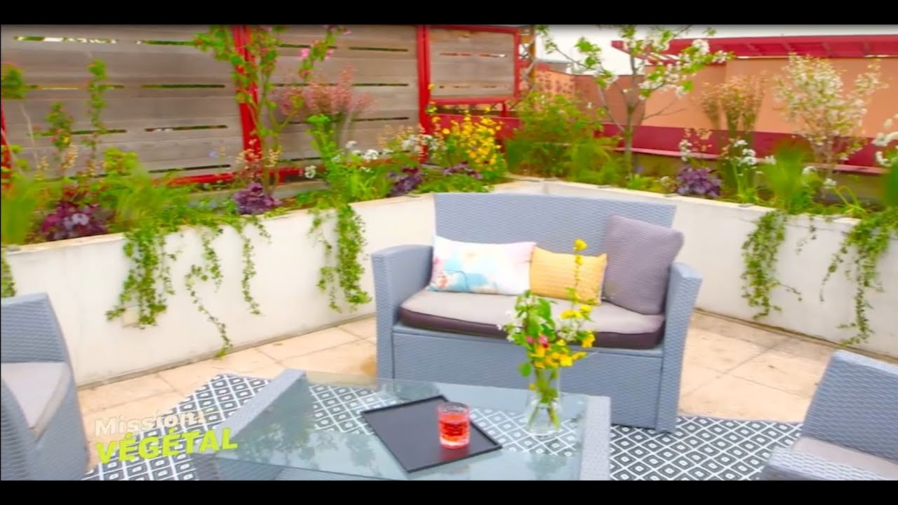 Comment am nager une terrasse en toute simplicit youtube - Comment amenager une terrasse ...