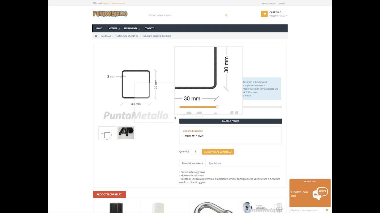 Costo Profilati Ferro Al Kg ferro tubolare quadro 120x120x3 mm - puntometallo.it