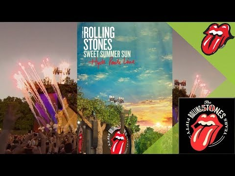 The Rolling Stones: Sweet Summer Sun - Hyde Park Live ~ Trailer Thumbnail image