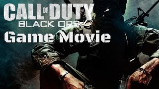 Call of Duty: Black Ops Game Movie (All Cutscenes) (PC HD)