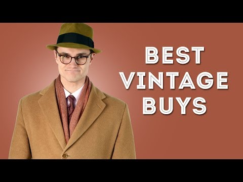 Our 14 Best Vintage Buys - Thrift Store Clothing & More
