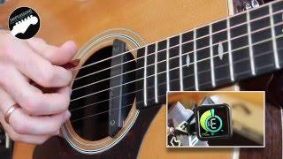 Online Guitar Tuner - Standard E A D G B e