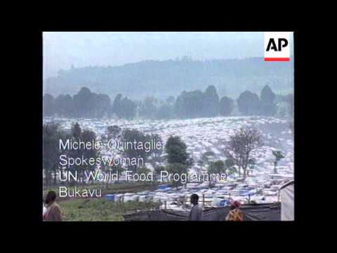 ZAIRE: BUKAVU: UN PLANS FOR EMERGENCY FOOD AIRLIFT SCRAPPED