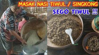 Gambar cover Mak surip MASAK NASI TIWUL | SEGO TIWUL