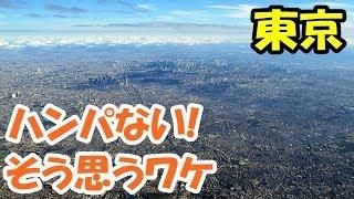 海外の反応 ハンパない?!世界最大級の都市「東京の写真」に外国人が衝撃!世界の大都市と比較すると・・?「恐ろしさすら感じる」