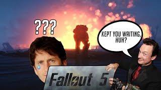 Fallout 5 не от Bethesda