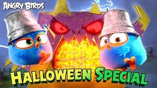 Angry Birds Creepy Flashbacks   Halloween Special 🎃