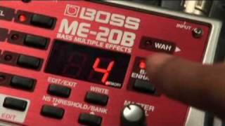 Бос мене-20Б бас і FX - ПМТ