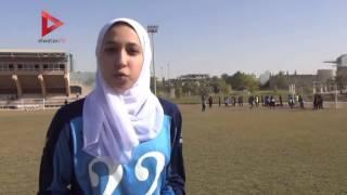 بالفيديو| مصريات يلعبن