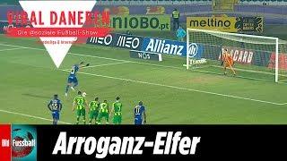 Elfer-Blackout in Portugal - Arroganter geht´s kaum I Viral Daneben: Die @soziale Fußball-Show