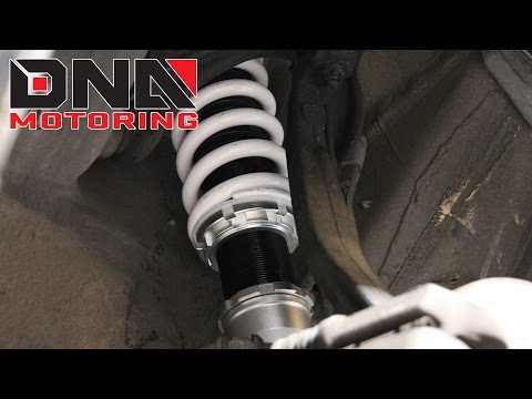 How to Install Honda Civic 92-95 / Del Sol 93-97 / Acura Integra 94-01 Coilovers