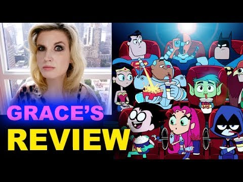 Teen Titans GO to the Movies Movie Review