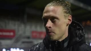 M�lscorer Jesper Christjansen glad for sejr over formst�rke S�nderjyskE