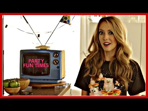THEY GAVE ME A TALK SHOW?! Yaaas | Party Fun Times | Taryn Southern