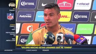 """""""La lesión me hizo disfrutar más cada entrenamiento"""": Pablo Barrera"""
