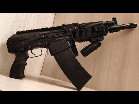 Вепрь 12 Молот, любимое оружие стрелков спортсменов IPSC