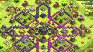 basi clash of clans da livello 6 a 10