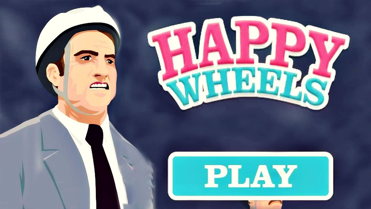 how to get off segway guy in happy wheels