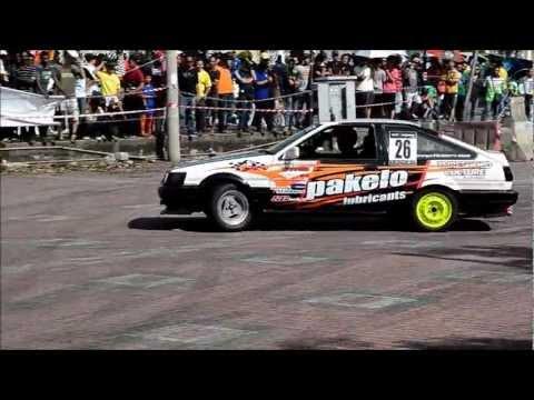 Auto X Gymkhana Kangar Perlis 2012