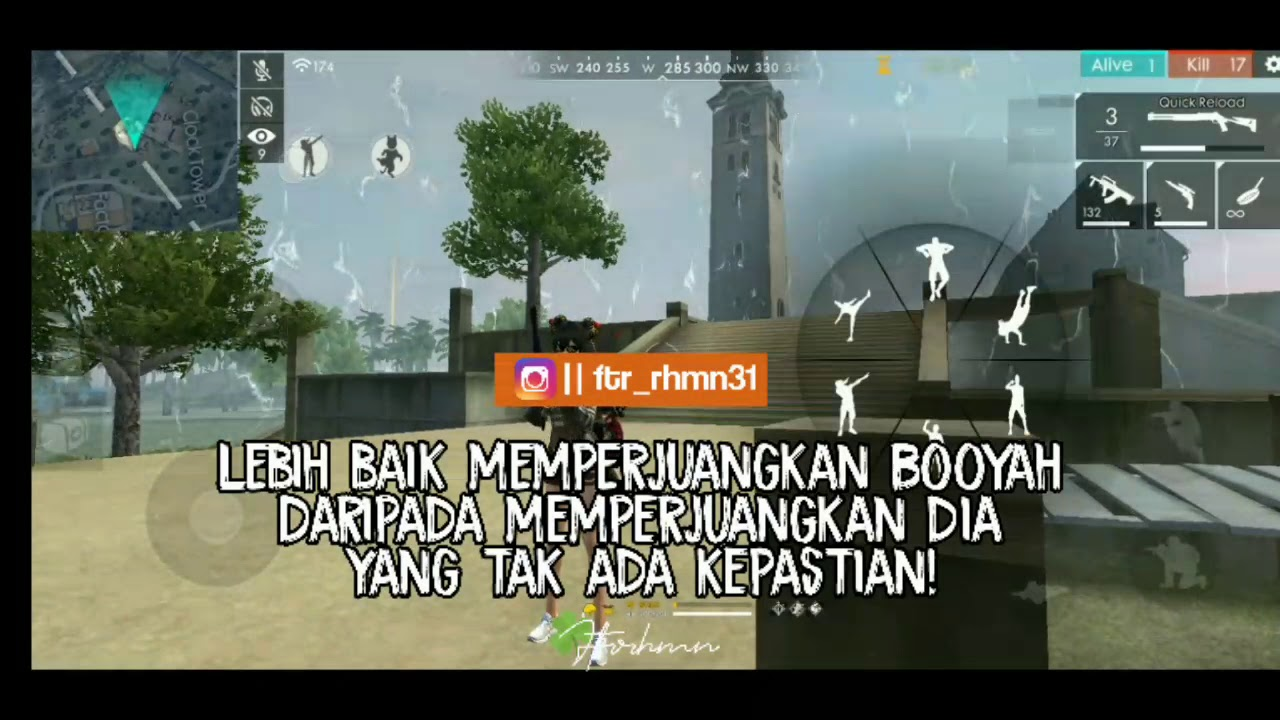 Quotes Anak Free Fire Literasi 30 Detik Youtube