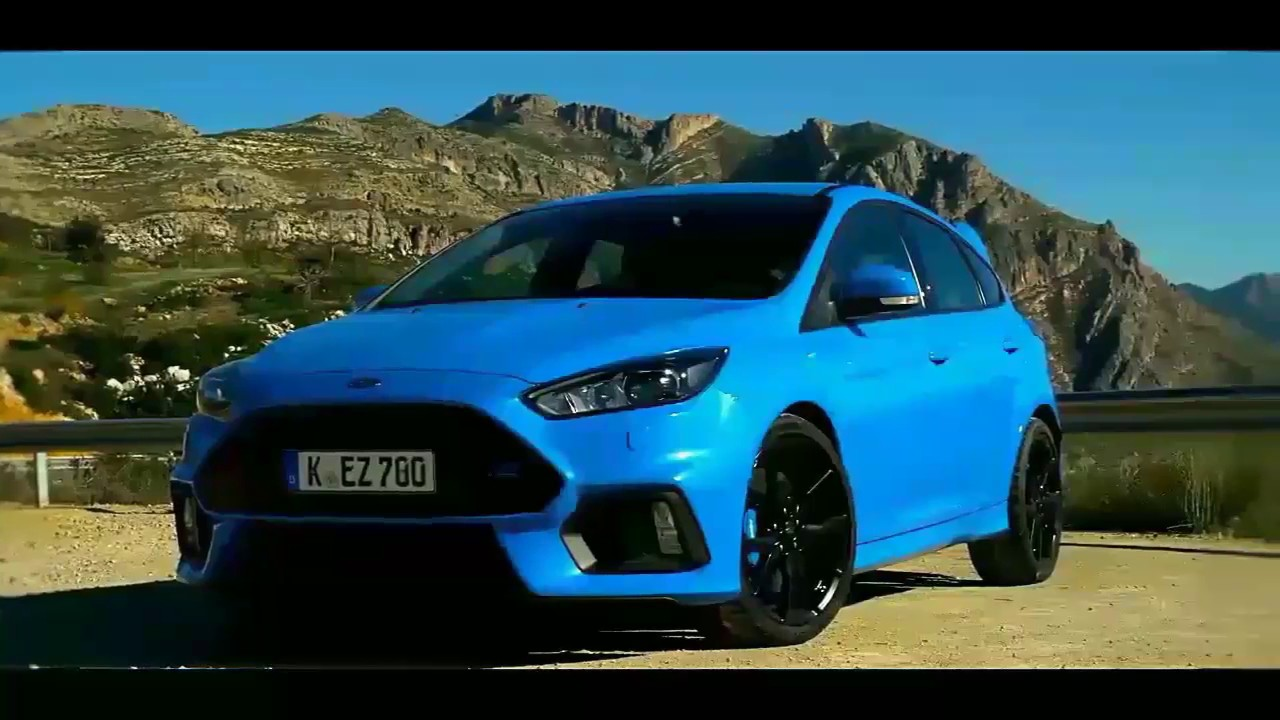 2017 Ford Focus Rs 0 60 Test Drive