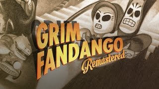 Grim Fandango Remastered : Conferindo o Game
