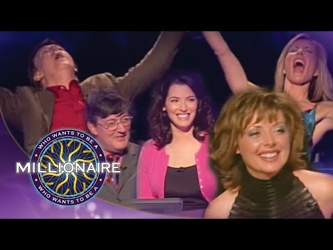 Best of Celebrities - Who Wants To Be A Millionaire?