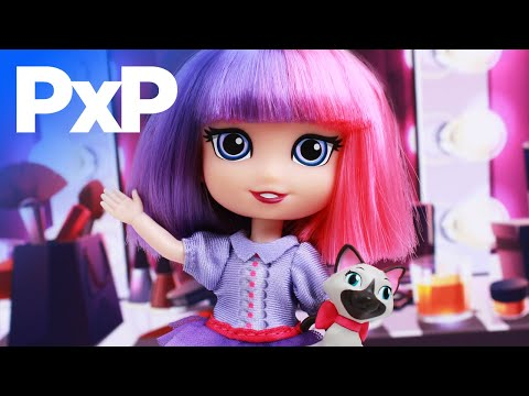 Spread love and positivity with For Keeps fashion dolls! | A Toy Insider Play by Play