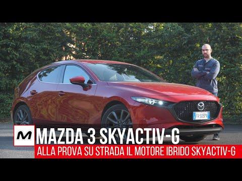 Mazda 3 Skyactive-G 2019 | La PROVA su STRADA dell'ibrido da 122 CV